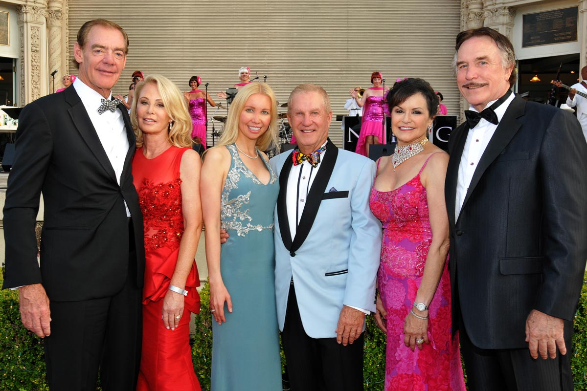 "The Patrons of the Prado presented their ""Masterpiece"" gala July 18, 2015 at Spreckels Organ Pavilion in Balboa Park"